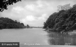 Lake c.1955, Rudyard