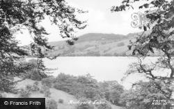 Rudyard, Lake c.1955