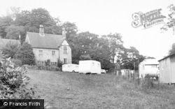Rudyard, Spite Hall And Caravan Site c.1955