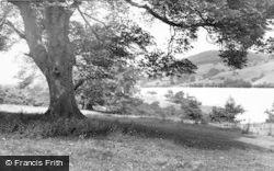 The Lake c.1955, Rudyard