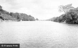 Rudyard, The Lake c.1955