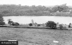 The Lake c.1960, Rudyard
