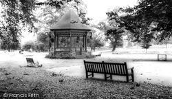 Rugby, Caldecott Park c.1965