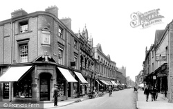 Rugby, High Street 1932