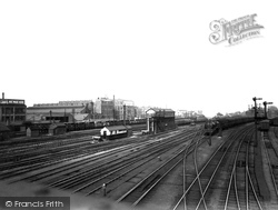 Rugby, Railway Sidings 1932