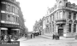 Rugby, Regent Street 1922