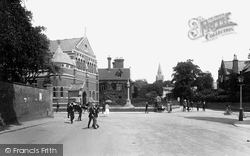 Rugby, Rugby School 1922