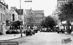 Rugby, Warwick Street c.1950
