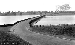 Rugeley, Blithbury Reservoir c.1955