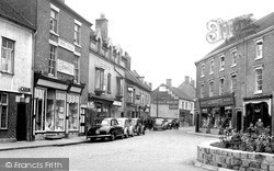 Rugeley, Bow Street c.1955