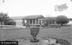 Rugeley, Dormitories At Shooting Butts, Secondary Modern Boarding School c.1955