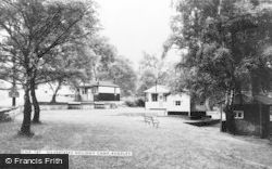Rugeley, Silvertrees Holiday Camp c.1965