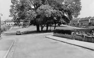 Rugeley, St Michael's Road c1955