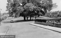 St Michael's Road c.1955, Rugeley