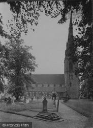 The Roman Catholic Church c.1955, Rugeley