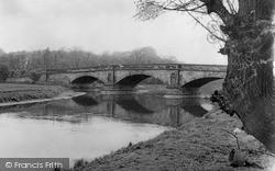 Wolesley Bridge c.1955, Rugeley