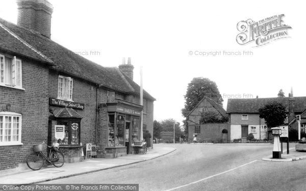 Photo of Ruislip, Bury Street c.1955