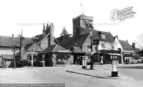 Ruislip, The Old Village c.1950
