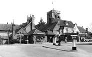 Ruislip, the Old Village c1950