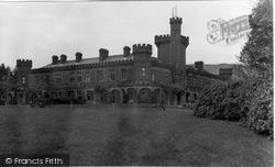 Rum, Kinloch Castle 1958