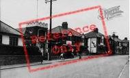 Rumney, Wentloog Road c1960