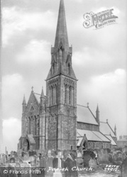 Runcorn, All Saints Church 1894