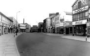 Runcorn, Church Street c1965