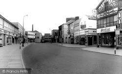 Runcorn, Church Street c.1965