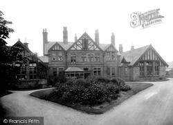 Cottage Hospital 1923, Runcorn