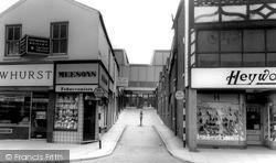 Fryer Street c.1965, Runcorn