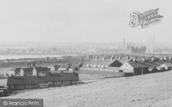 Runcorn, General View c.1965