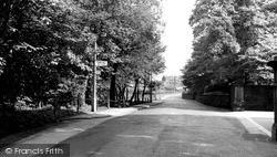 Heath Road c.1955, Runcorn