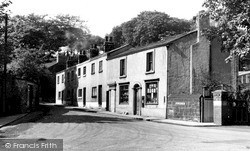 Higher Highlands Road c.1955, Runcorn