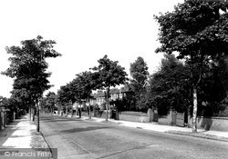 Moughland Lane c.1955, Runcorn