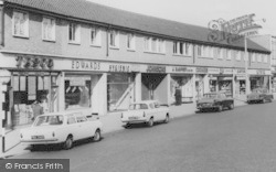 Runcorn, Shops In Church Street c.1965