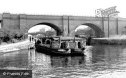 The Locks c.1955, Runcorn