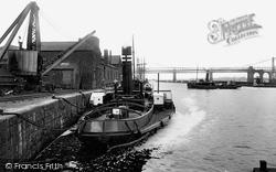 The Old Quay 1929, Runcorn