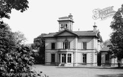 Runcorn, The Town Hall c.1955