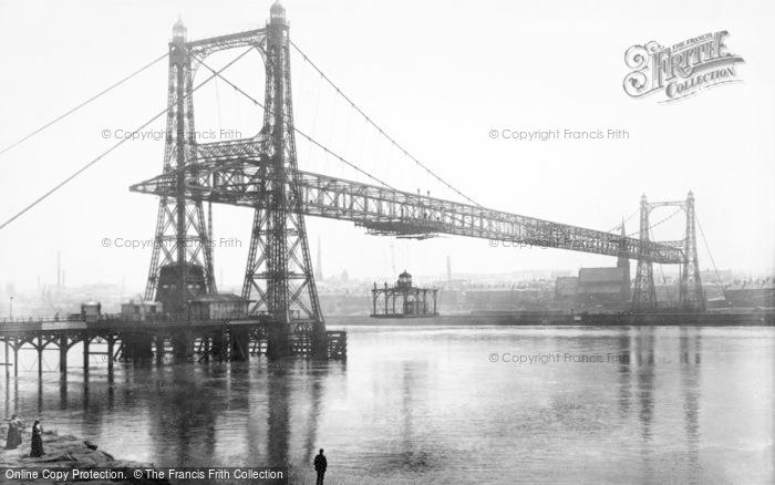 Photo of Runcorn, Transporter Bridge c.1906