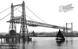Transporter Bridge c.1906, Runcorn