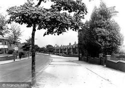Victoria Road c.1955, Runcorn