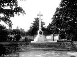 War Memorial 1923, Runcorn
