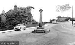 Weston Cross c.1960, Runcorn