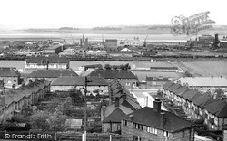 Runcorn, Weston Point c.1955