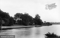 Runnymede, Magna Carta Island 1890