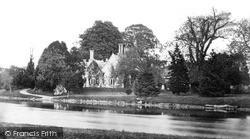 Runnymede, Magna Carta Island c.1880