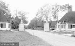 Runnymede, Runnymede Memorial c.1955