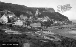Runswick, The Bay 1927, Runswick Bay
