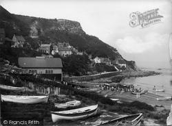 Runswick, The Lifeboat 1936