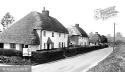 The Village c.1965, Rushall